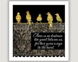 birds on wire art – Etsy