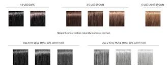 Wig Color Chart Codes What Colour Must I Use Hairprint South Africa