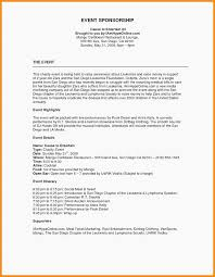 Sponsorship Resume Template Beauteous Fine Racing Template Embellishment Resume Ideas Namanasa Sponsorship