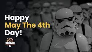Happy Star Wars Day 2020! Do share which is your favorite Movie and  Character? - YouTube