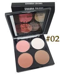 sivanna 4 colors makeup studio cheek contour kit sivanna 4 colors makeup studio cheek contour kit at best s in india snapdeal
