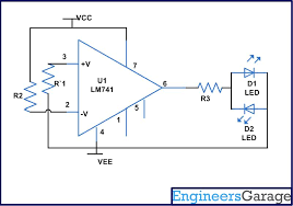 inverting pin high circuit