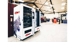 Cutting Tool Vending Machines Magnificent Arlington Aerospace Launches NWP Cutting Tool Vending Machines