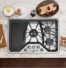 stove with griddle. Ceramic Cooktop Pancake Griddle For Gas Hob Electric With Stainless Steel Stove Top