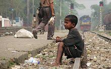 street children  a street child in