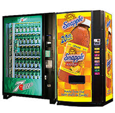 Snapple Vending Machine Awesome Soda Machines From Soda Routes USA