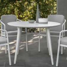 talenti sofy outdoor round dining table