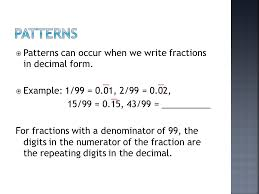 fractions in decimal form fractions decimals and percents ppt video online download