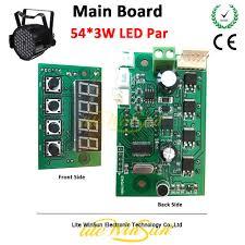 Online Shop Litewinsune <b>Free Ship</b> LED Par 54*3W <b>Stage Lighting</b> ...