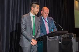 Bob Dunstan Award - VAFA Umpires Association