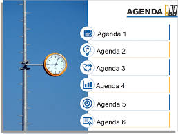 Powerpoint Create Slide Template Powerpoint Agenda Slide Barca Fontanacountryinn Com