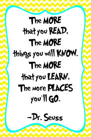 Dr Seuss Quote Print Classroom Poster Or Nursery Print Digital Gorgeous Education Quotes For Kids