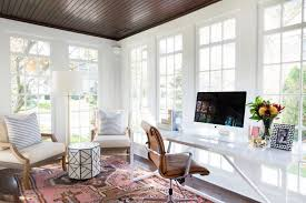 sunroom office ideas. Medium Size Sunroom Office Find This Pin And More On My With Good Love What A Great Space Ideas