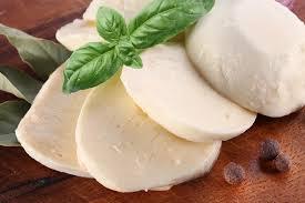 Resultado de imagen para imagen queso mozzarella