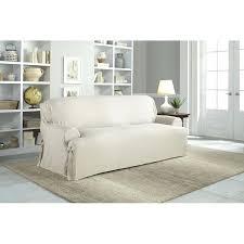 t cushion sofa slipcover cotton duck t cushion sofa slipcover individual cushion 2 seat sofa slipcover