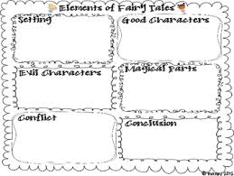 Elements Of A Fairy Tale Elements Of A Fairy Tale By Kari Maxey Chase Second Grade Tpt