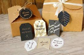 thank you tags for wedding favors 2019 gold foil stamped greetings tags thank you tag wedding favour