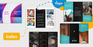 Foldable Brochure Template Free How To Design A Trifold Brochure Free Brochure Templates