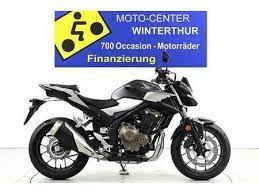 honda cb500f occasion suisse