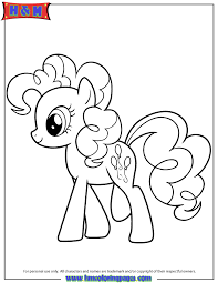 Small Picture My Little Pony Characters And Names Coloring Page H M Coloring