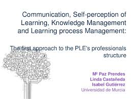 communication self perception of learning knowledge management and  communication self perception of learning knowledge management and learning process management the