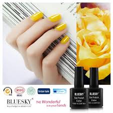 bluesky beauty kit color nail art gel polish china supplies