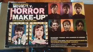 pressman tv horror make up by smith boxed vine rare 1976 father 1816741748