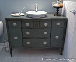 Open Shelf Vanity Bathroom Bathroom Inspiration Open Shelf Vanity Postcards From The Ridge