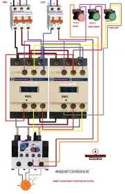 three phase contactor wiring diagram electricos pinterest third Single Phase Contactor Wiring Diagram electrical diagrams direct investment starting rotation single phase 2 pole contactor wiring diagram