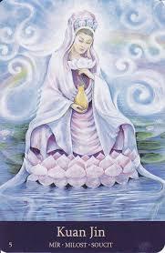 Goddesses Of The New Light Kuan Yin In Goddesses Of The New Light By Pamela Matthews