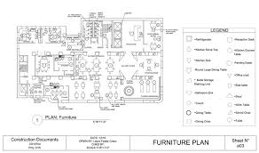 drawing furniture plans. construction documents furniture plan drawing plans