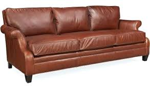 thomasville leather sofa by thomasville ashby leather sofa