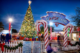 Christmas Event Christmas In Candyland