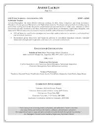 Resume Template For Teacher Saneme