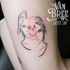 Sav Van Bree Tattoo