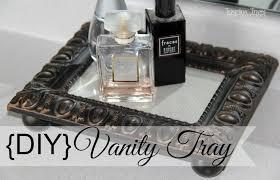 diy fragrance tray