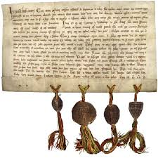 charter of privileges wrocław silesia duke henry iii in 1261