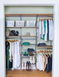 Organized Living Bedroom Closets - Organize bedroom closet