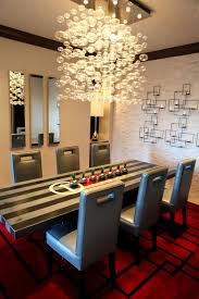 contemporary dining room lighting. Delighful Contemporary Bubble Shower Lights Intended Contemporary Dining Room Lighting E