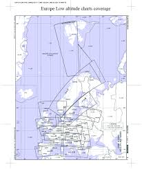 Jeppesen Low Altitude Chart Legend European Jeppesen Enroute Charts Offer