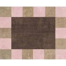 sweet jojo designs soho pink and brown outdoor area rug pink and brown polka dot rug