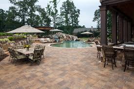 Pool Deck Materials Guide TOP Pool Decking Options INSTALLIT - Exterior decking materials
