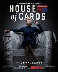 House of Cards Temporada 6 audio latino