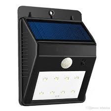 outdoor lighting brightest solar motion sensor light wireless solar powered motion sensor light led motion