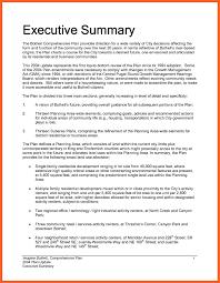 executive summary sample pdf resumesgood executive summary sample pdf executive summary 15 8 9