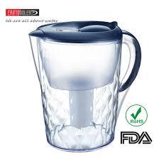 ec 359 hot counter top drinking alkaline water filter jug