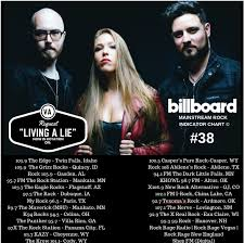 Varna Charts Billboard Mainstream Rock Charts