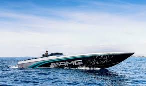 Lewis hamilton is a british racing driver and his current net worth is $260 million. The Cigarette Racing 50 Marauder Amg Monaco Concept