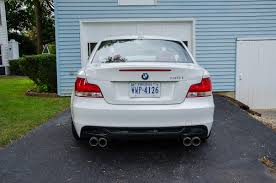 Coupe Series bmw 135i exhaust : My 135i after installing the Remus quad exhaust and a carbon fiber ...