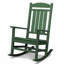 Green plastic patio chairs Phoenix Shop Polywood Presidential Green Plastic Patio Rocking Timaylen Photography 45 Plastic Patio Chairs Lowes Furniture Patio Chair Orange Plastic